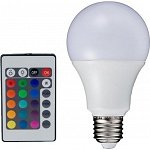 Led Bulb  RGB E27 7 WATT